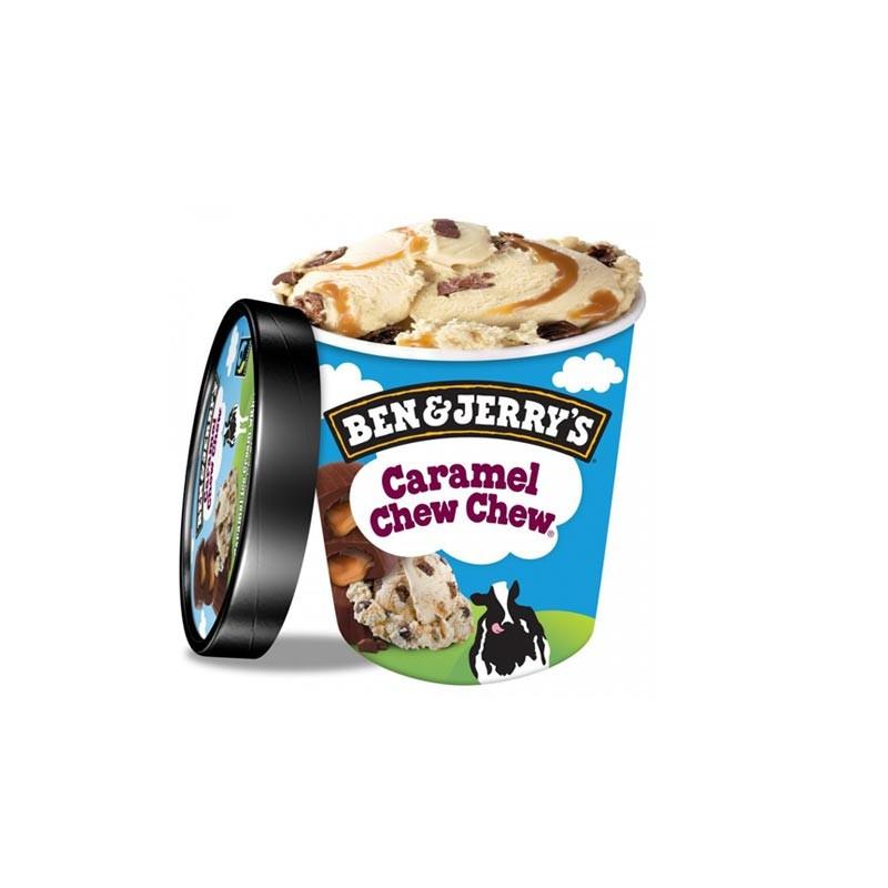Glace Ben & Jerry's Caramel...