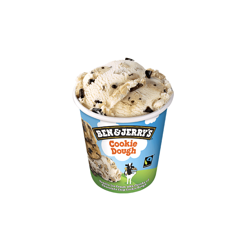 Glace Ben & Jerry's Cookie...