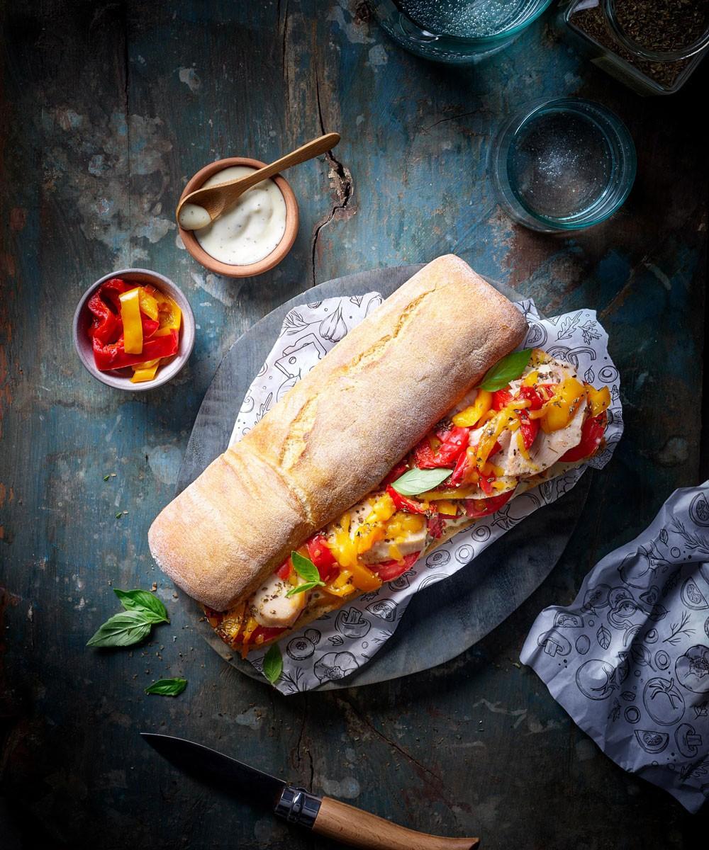 Sandwichs - Commandez en ligne avec Lazzaro Pizza