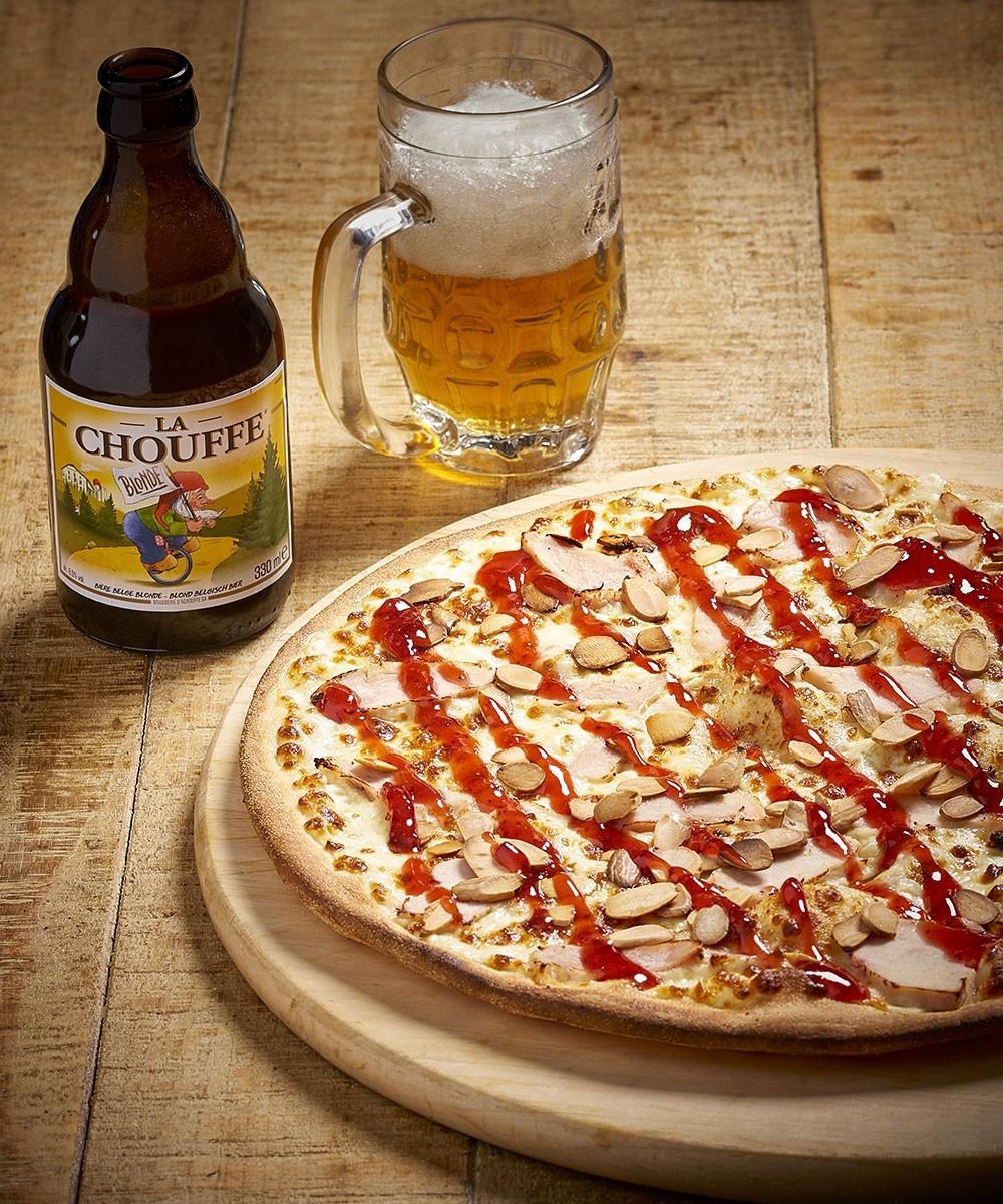 Menus - Commandez en ligne avec Lazzaro Pizza