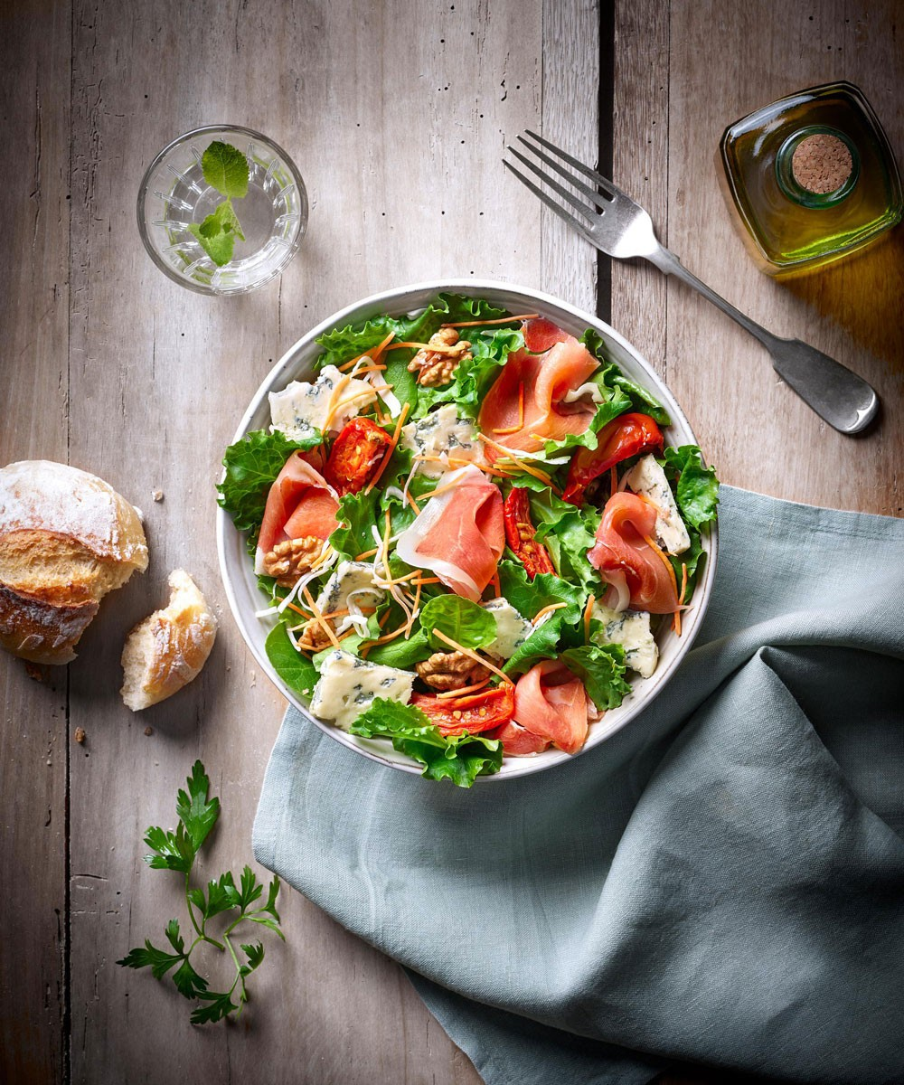 Vos salades et entrées - Commandez en ligne avec Lazzaro Pizza